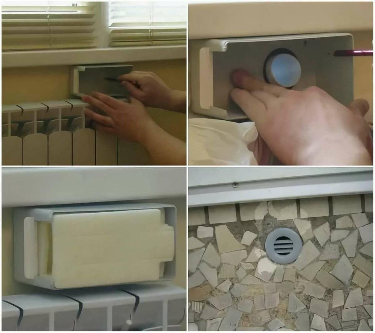 Чистим вентиляцию в квартире самостоятельно