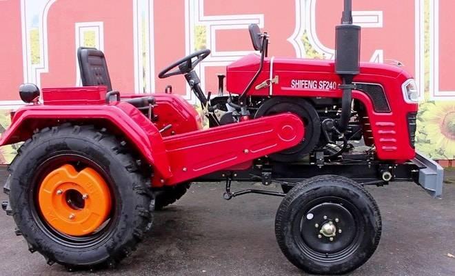 Обзор мини-тракторов из китая: преимущества и недостатки