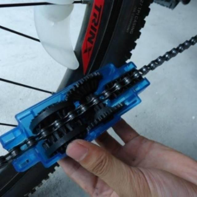 Основные правила чистки велосипедной цепи своими руками