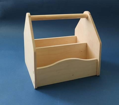 Хранить инструменты просто: делаем деревянный ящик своими руками