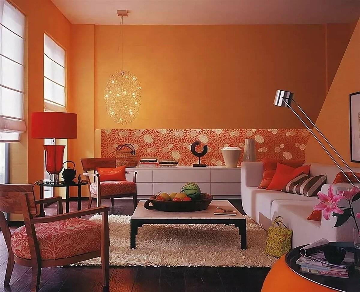 даже вегетарианские сочетания оранжевого цвета смотреть фото такие случаи