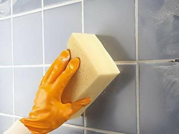 Чем отмыть грунтовку со стекла, плитки, линолеума, пластикового подоконника, ламината?