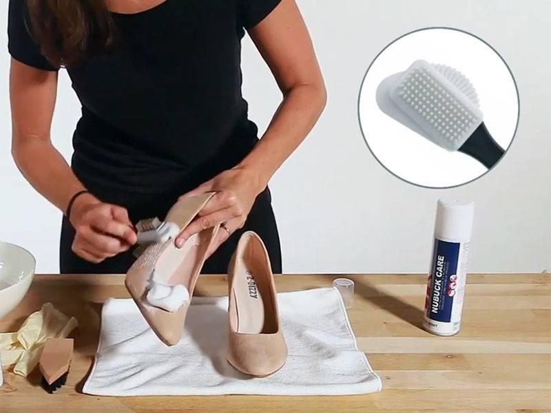 Как почистить замшевые сапоги в домашних условиях: пошаговая инструкция и полезные советы