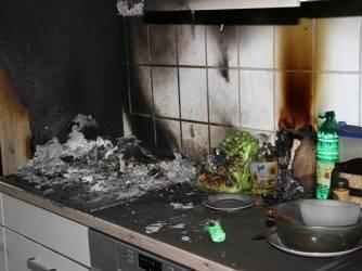 Как устранить запах гари после сгоревшей пищи или пожара?