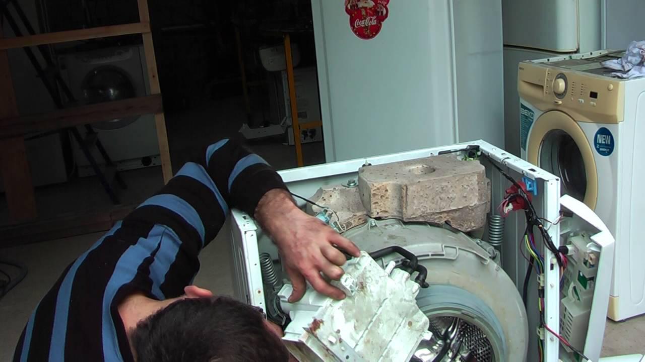 Как поменять подшипник на стиральной машине: подробная инструкция о процессе замены