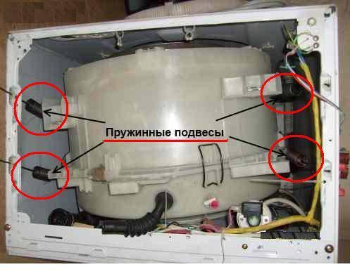 Почему стиральная машина сильно шумит, стучит барабан
