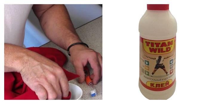 Как убрать клей «момент» с рук? чем отмыть в домашних условиях, как оттереть и как удалить с кожи