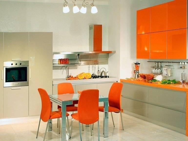 Различные цвета в интерьере кухни — основные правила сочетания