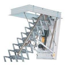 Электрический привод для чердачной лестницы