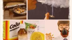 Как вывести запах пива с дивана