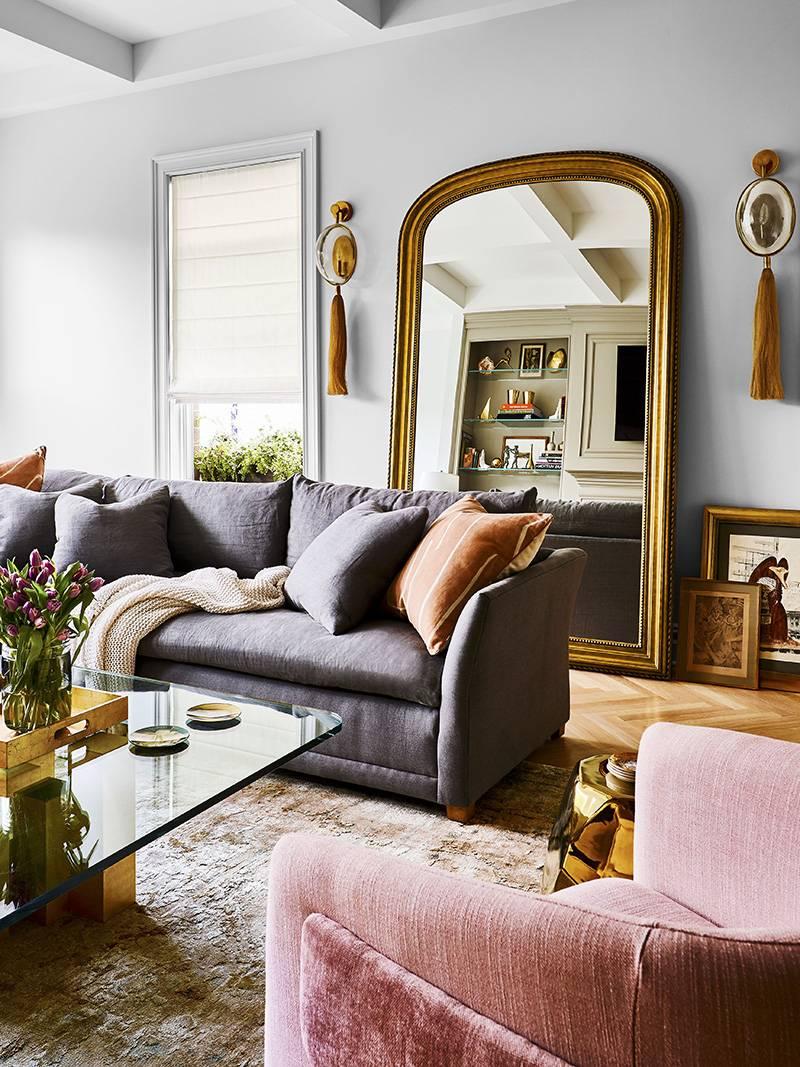 Идеи дизайна гостиной в частном доме: фото реальных интерьеров и советы