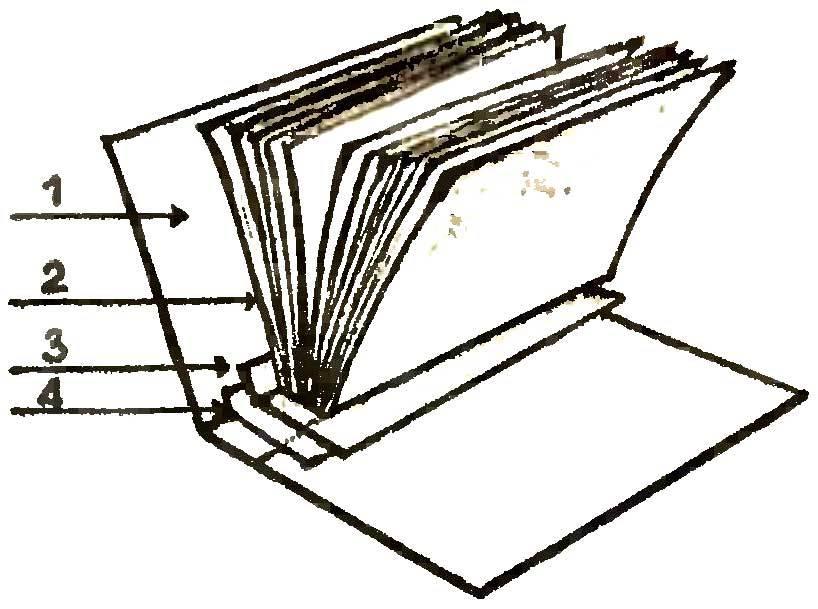 Переплет книг своими руками: мастер класс и пошаговая инструкция с фото и видео