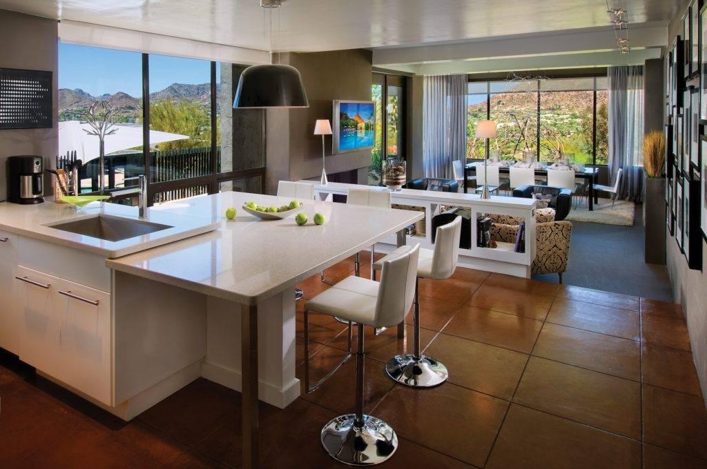 Планировка кухни - лучшие идеи дизайна и советы экспертов как правильно распланировать пространство кухни (90 фото)