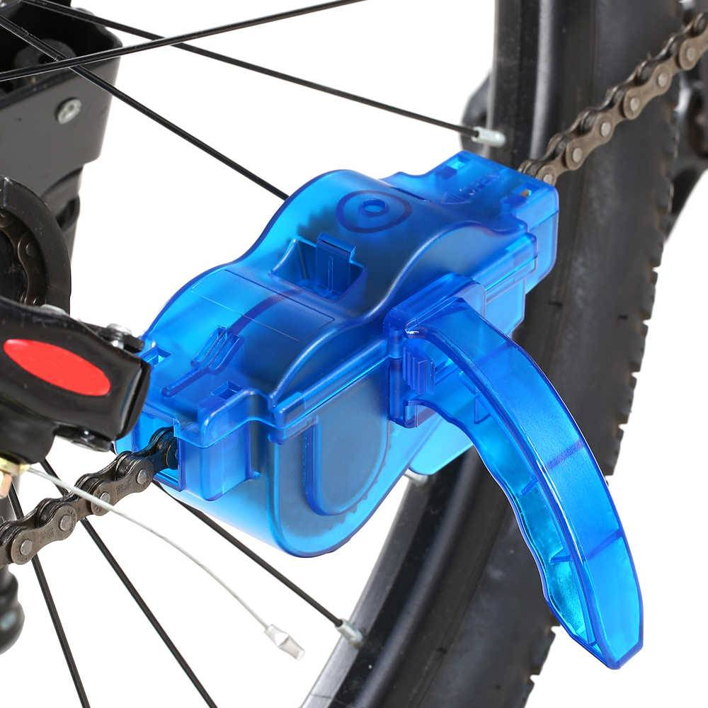 Как правильно чистить велосипед