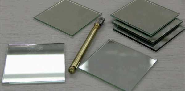 Как без стеклореза разрезать стекло в домашних условиях