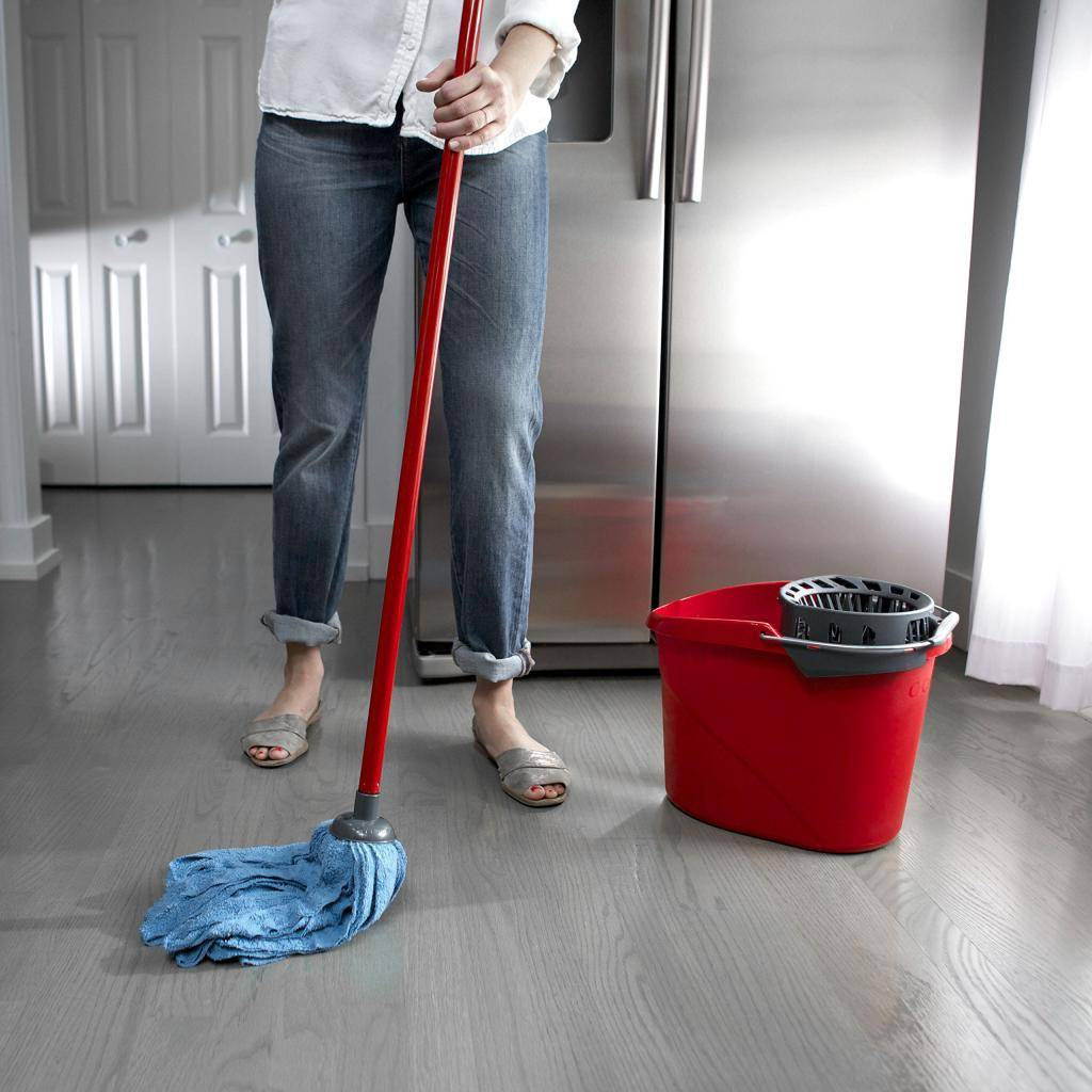 Лучшие средства для мытья полов