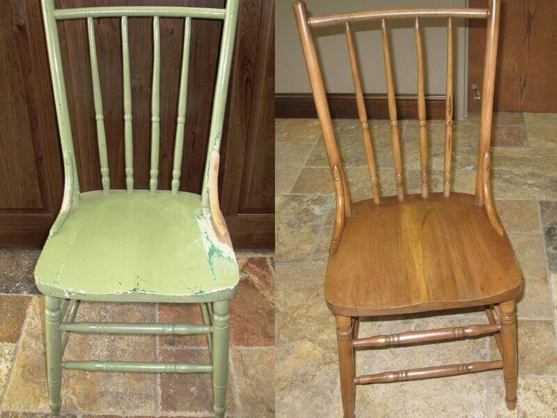 9 идей, которые помогут обновить старый стул даже новичку в ремонтных делах