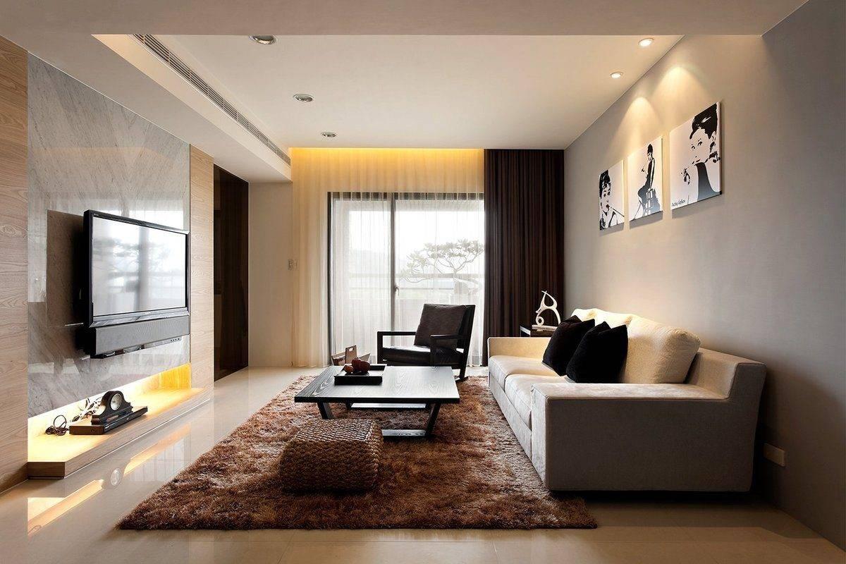 Дизайн маленькой гостиной - 75 фото красивого интерьера и декора
