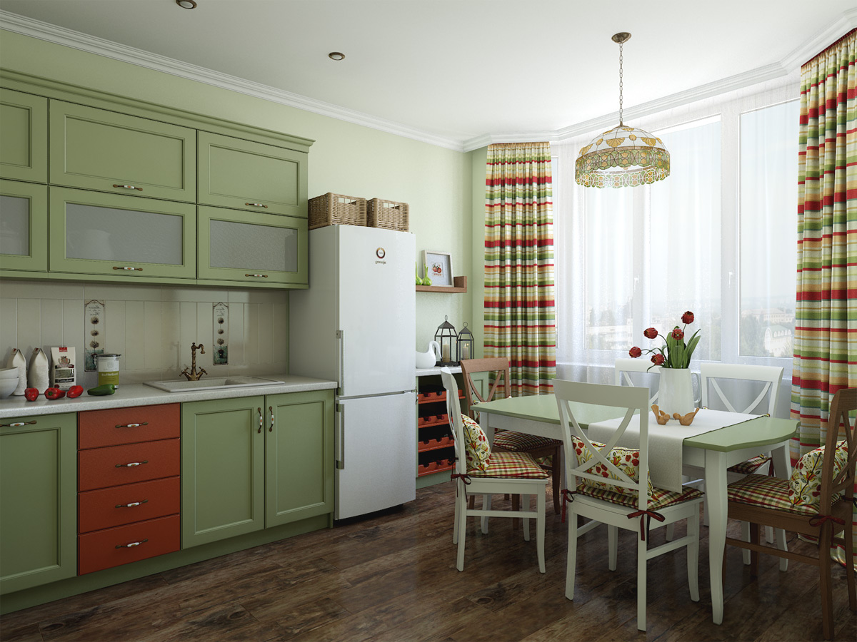 Какой цвет кухне больше подходит: идеальное цветовое решение для кухонного интерьера
