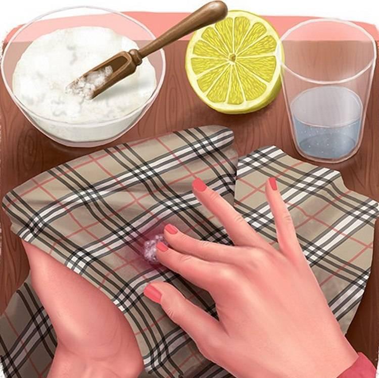 Как отстирать кухонные полотенца до идеального состояния – 8 способов