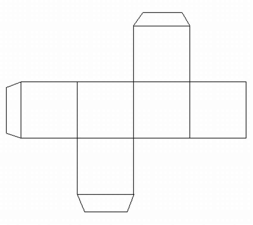 Как сделать бумажный кубик (с иллюстрациями) - wikihow