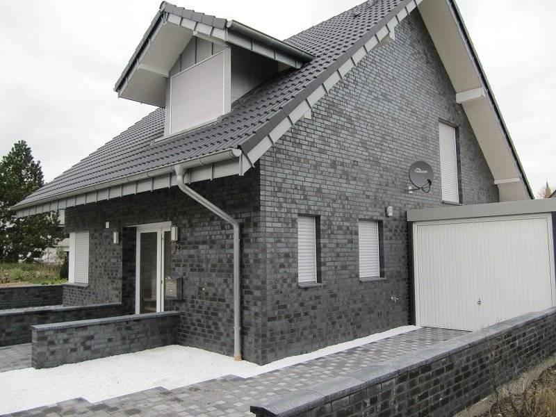Серый облицовочный кирпич фото