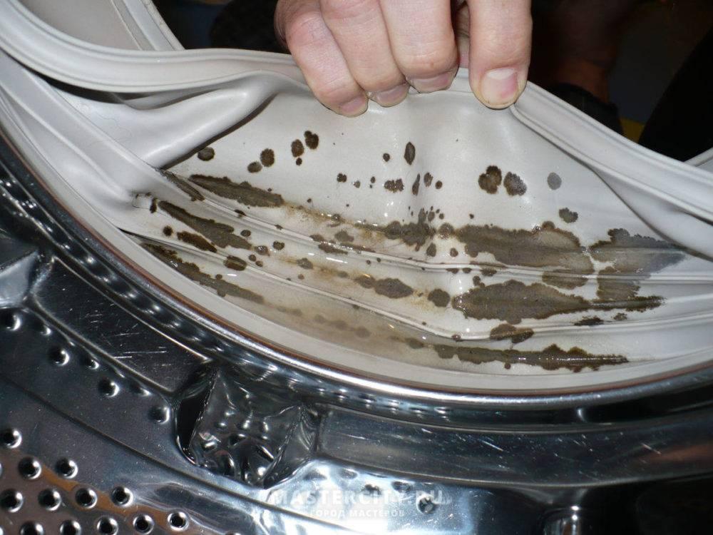Методы эффективного удаления плесни в стиральной машине