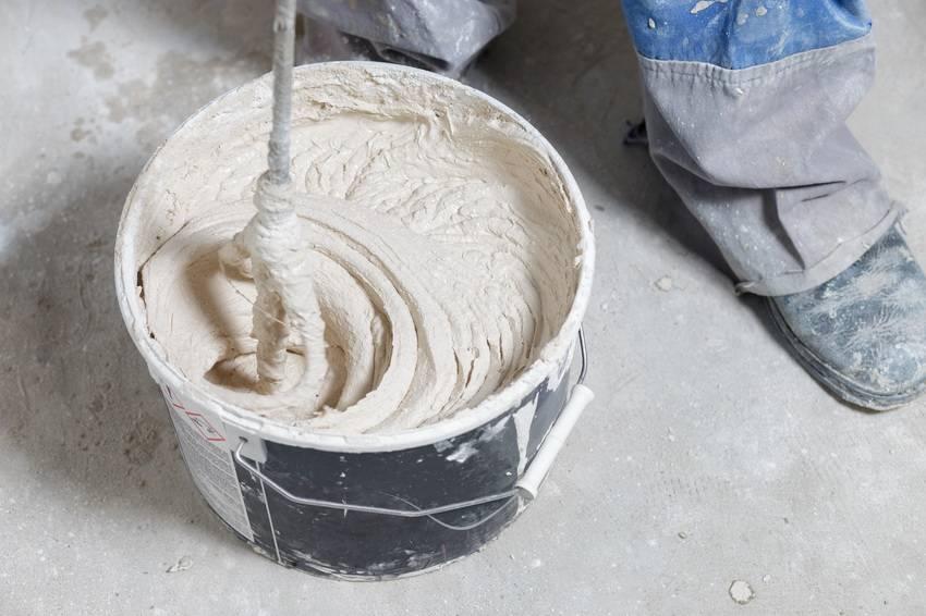 Правила изготовления и нанесения цементно-песчаной штукатурки