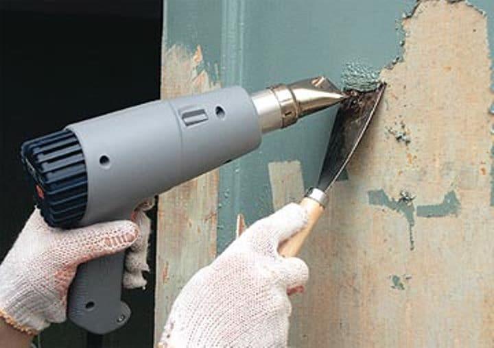 Чем смыть водоэмульсионную краску со стен и пола - лучшие средства и способы