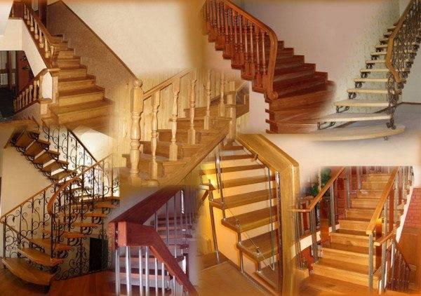 Как изготавливаются деревянные лестницы? Давайте посетим производство.