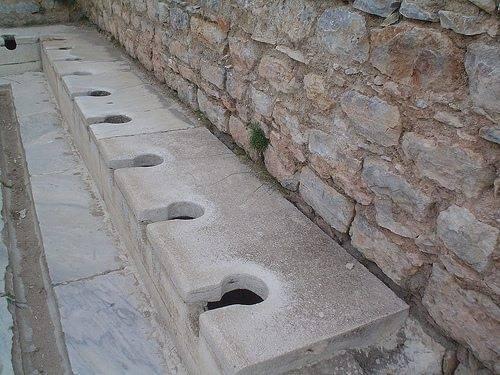 Канализация в Древнем Риме