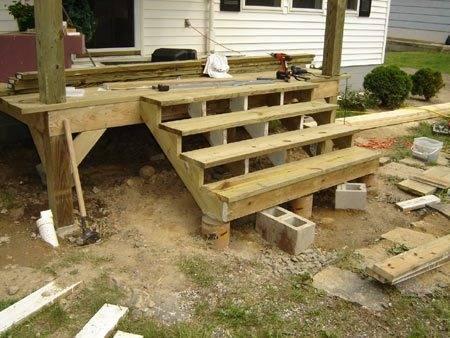 Конструкция деревянных систем довольно проста и не требует много времени для изготовления