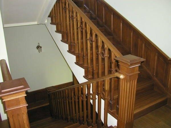 Конструкция, изготовленная из массива древесины