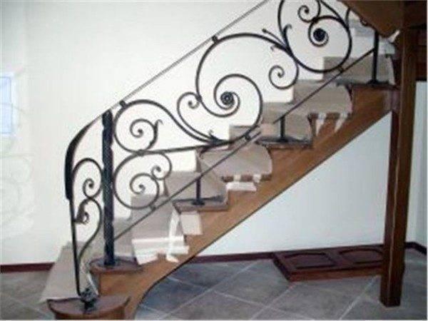 Элементы лестниц: разновидности и характеристика