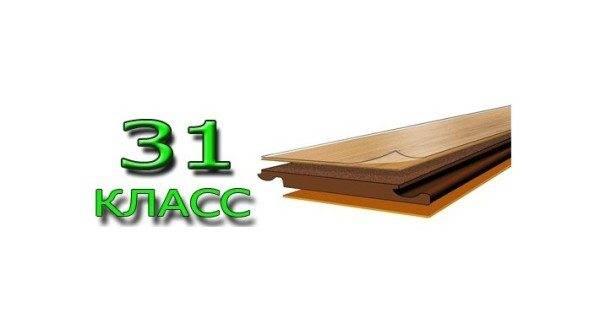 Ламинат 31 класса – отличный выбор для напольного покрытия.