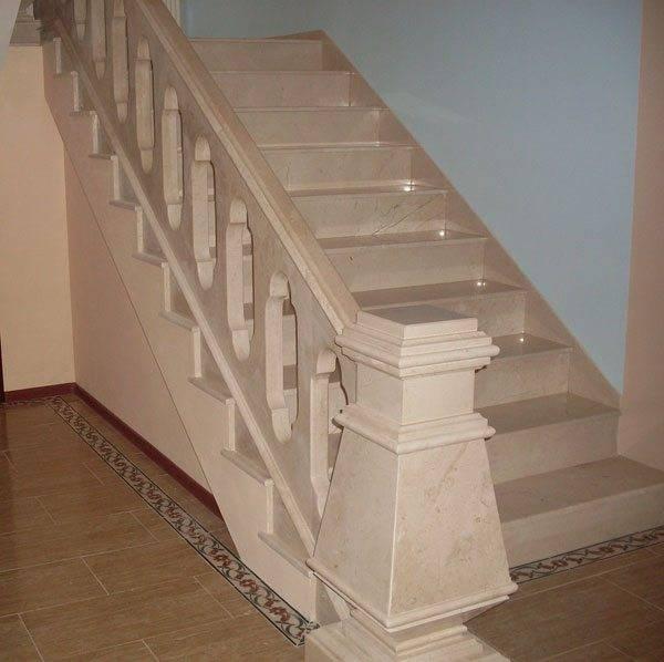 Лестница из камня в наши дни