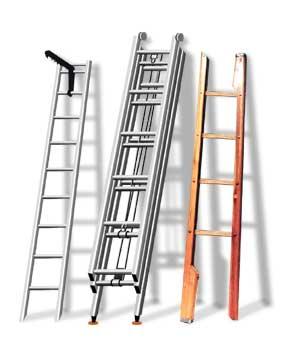 Лестницы, соответствующие правилам пожарной безопасности