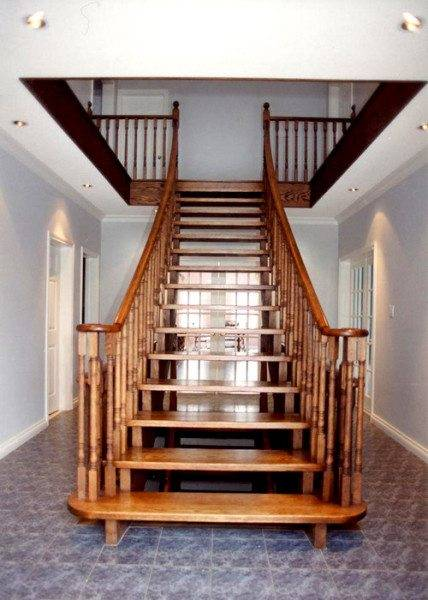 Маршевая лестница.