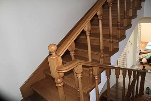 Маршевые модели лестниц наиболее безопасны и удобны, поэтому их можно встретить повсеместно.