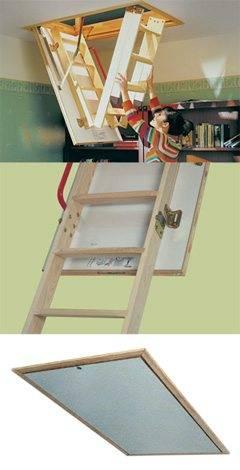 Модель LWK Komfort: цена зависит от высоты конструкции и габаритов люка