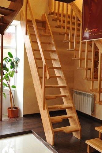 На фото – Лестница «Утиный шаг»