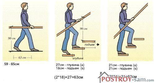 На фото – соотношение высоты и ширины.