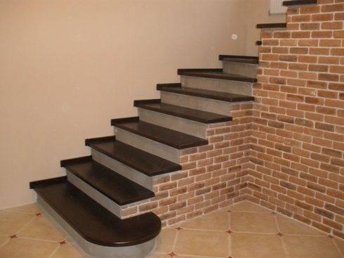 Как сделать лестницу в доме фото 939