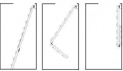 На рисунке подобная конструкция, только она разделена на две части