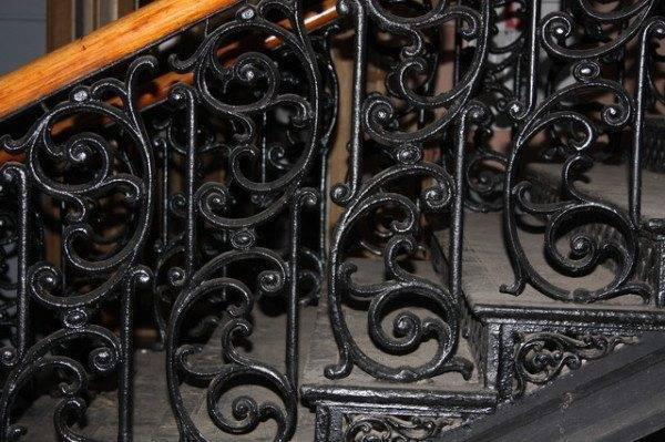 Насыщенная ограда