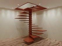 Лестница на второй этаж – какой она может быть