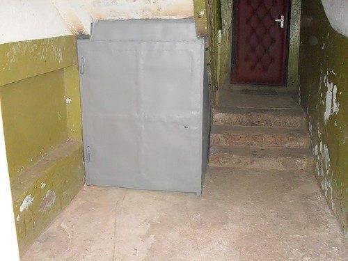 Обычно кладовки занимают площадь не более 2-3 квадратных метров