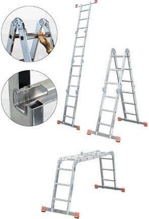 Особенности конструкции позволяют использовать её в местах с перепадами высоты.