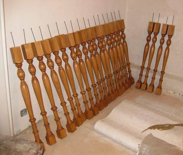 Покраска деревянной лестницы: от выбора состава до финишной обработки