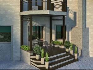 Порой данный элемент здания является его украшением и придает оригинальный внешний вид даже самым простым конструкциям